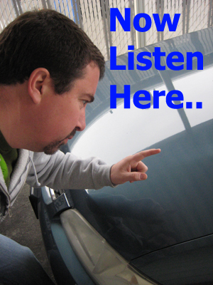 Cars are good listeners, most of the time.