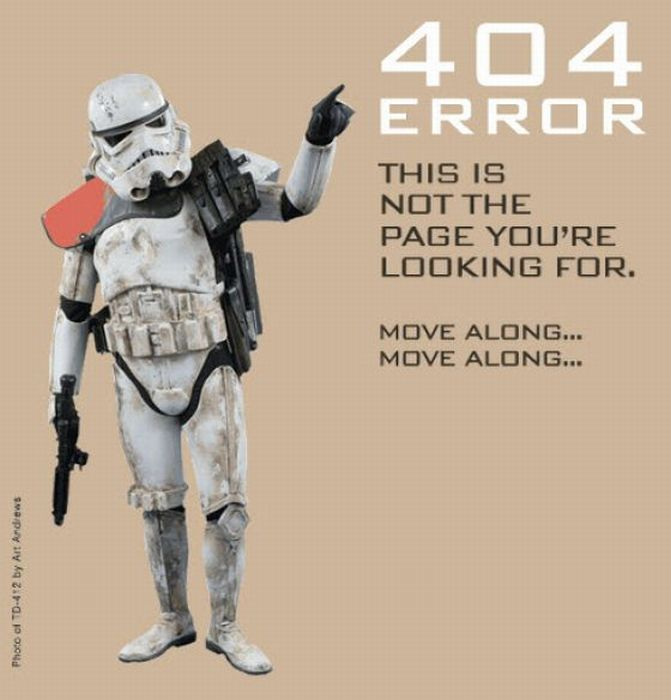 404 stormtrooper
