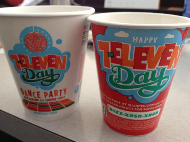 cup comparison