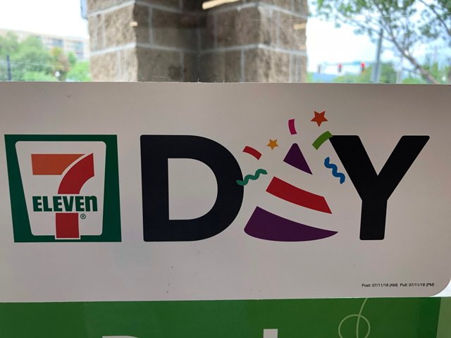 7-11 DAY