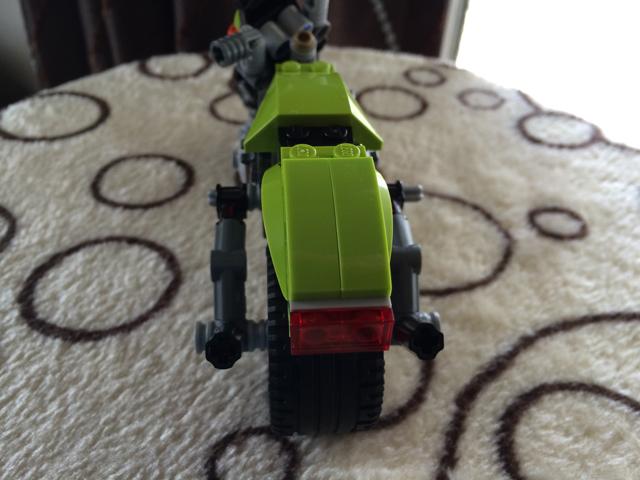 bike rear
