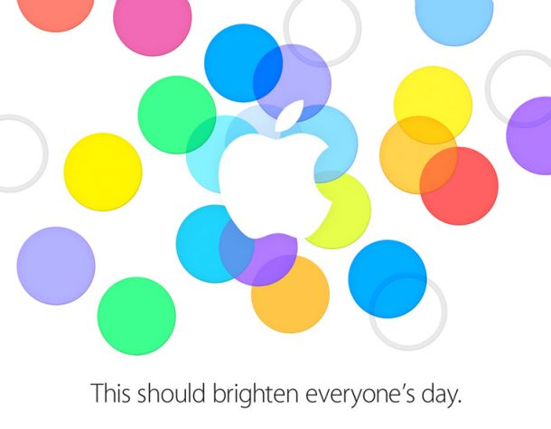 apple sept 10th invite