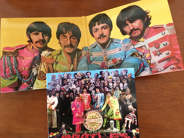 sgt peppers 50th
