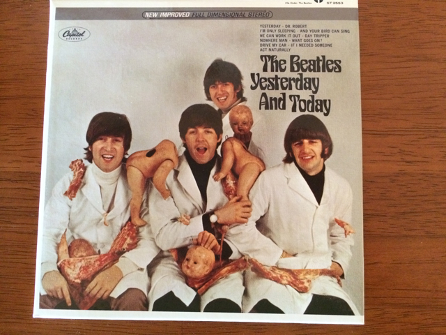 Image result for beatles yesterday today