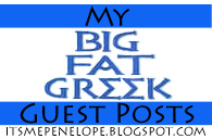 Big Fat Greek Guest Post
