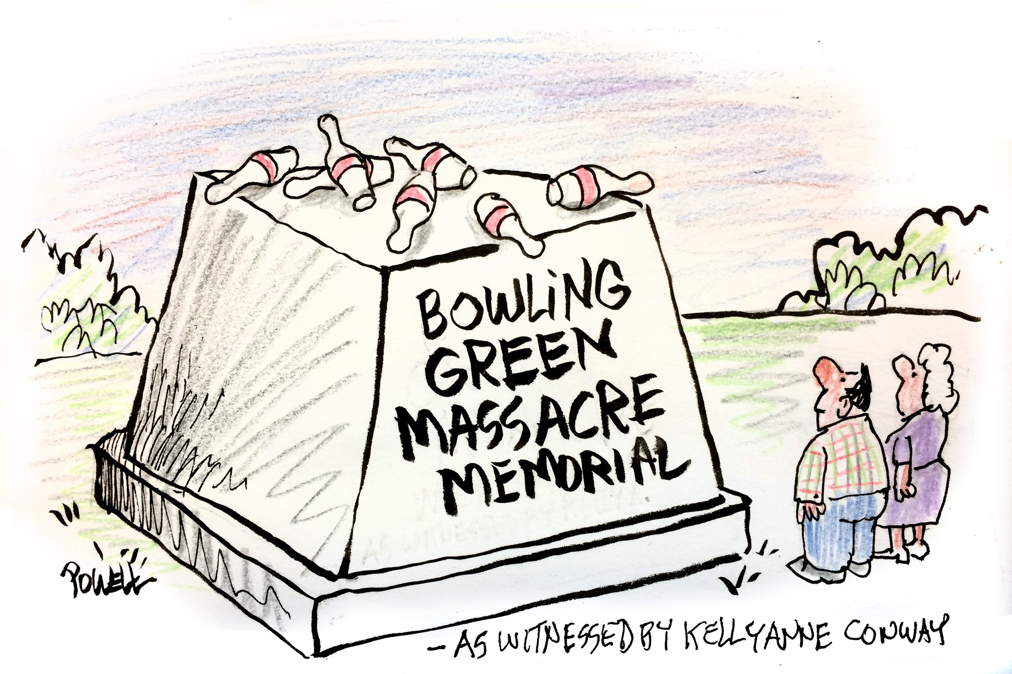 bowling green memorial