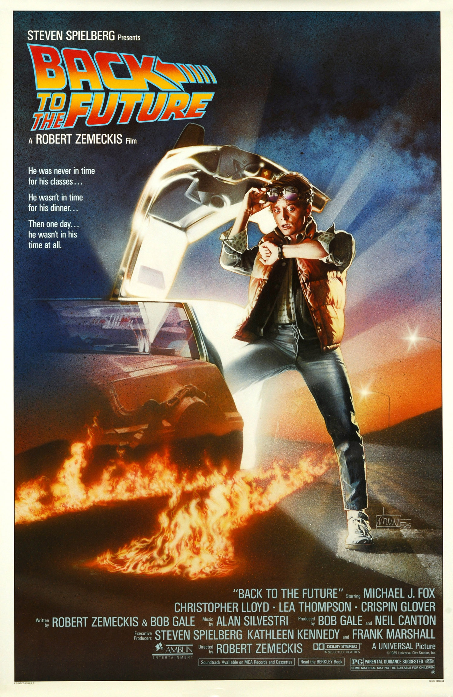 bttf movie poster