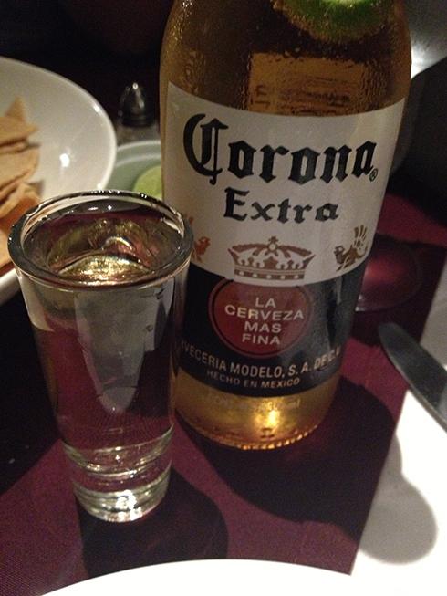 tequila corona