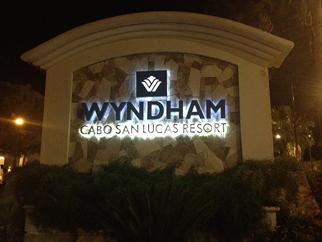 wyndham sign
