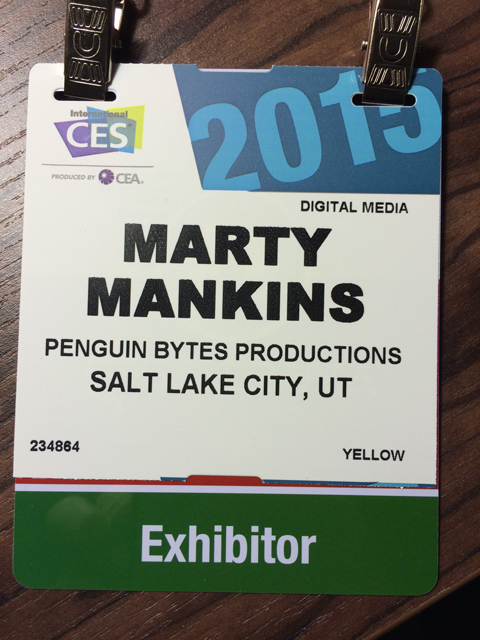 ces 2015 marty badge