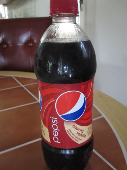 Cherry Vanilla Pepsi