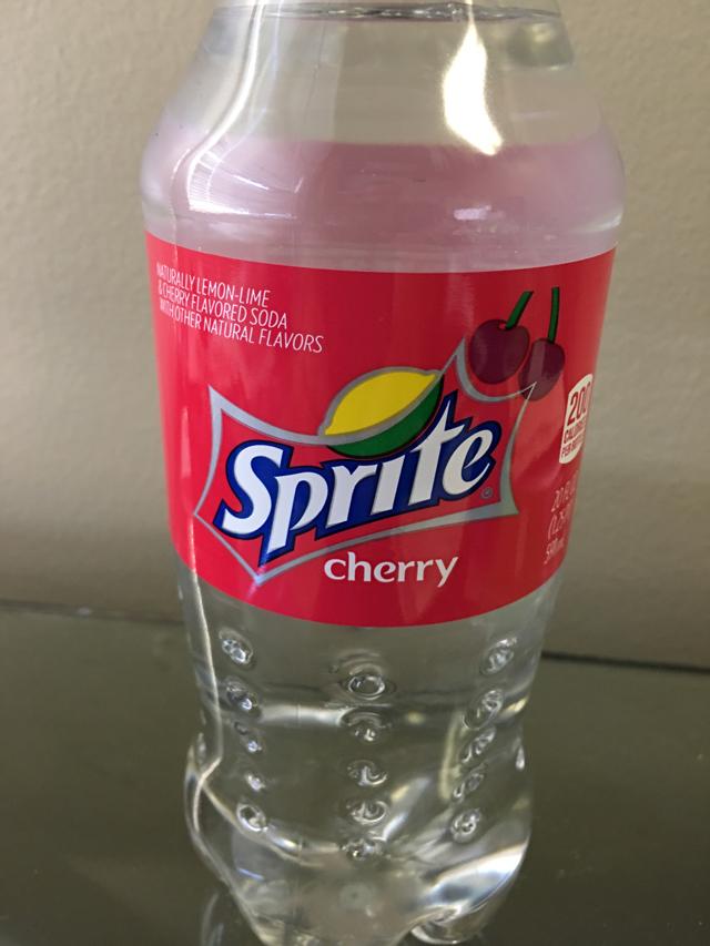 cherry sprite