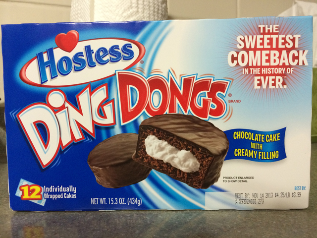 hostess ding dong