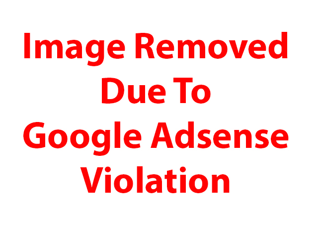 google adsense violation