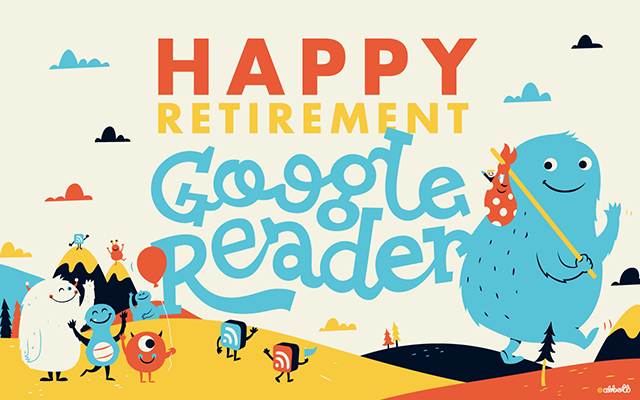 google reader retired