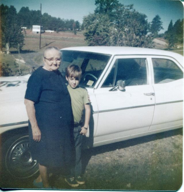 grandma mankins