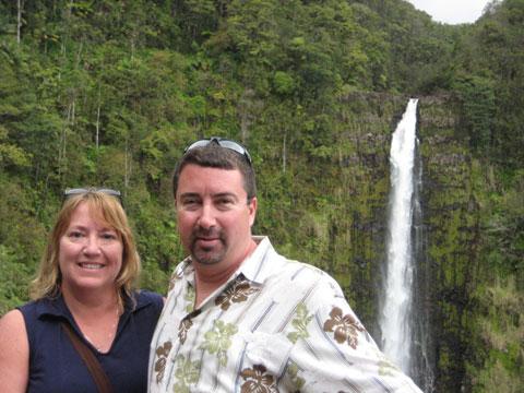 Reba Marty akaka falls