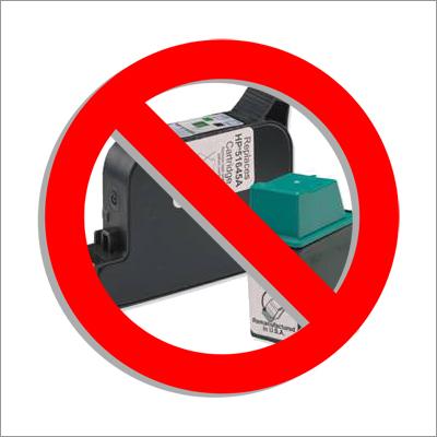 ink cart ban