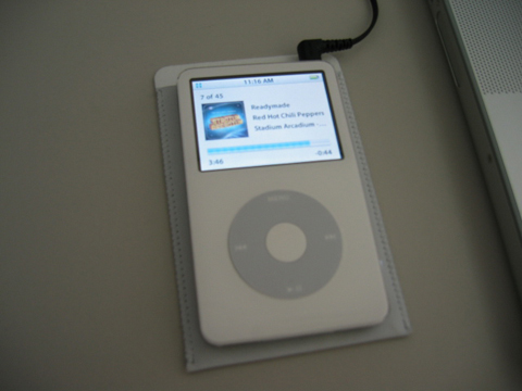 my main iPod - I have 4