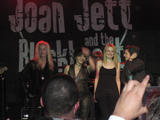 joan jett and others