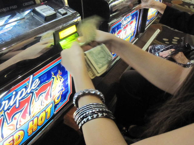 tonia gambling