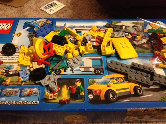 lego camping parts