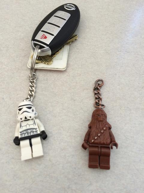 lego keychain