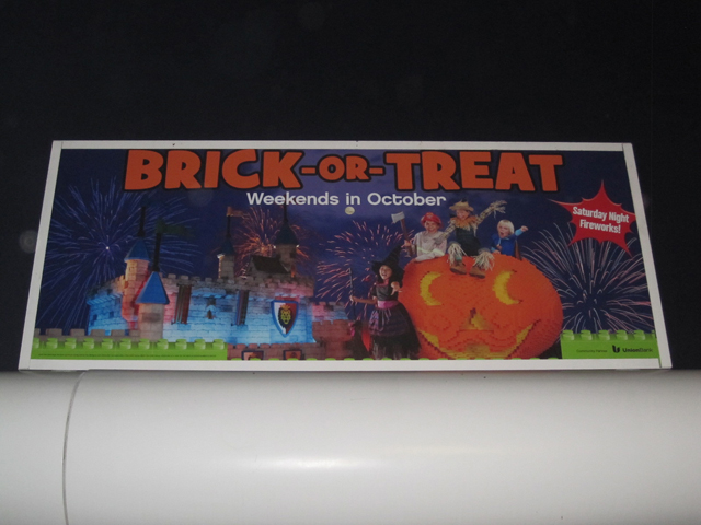 brick or treat