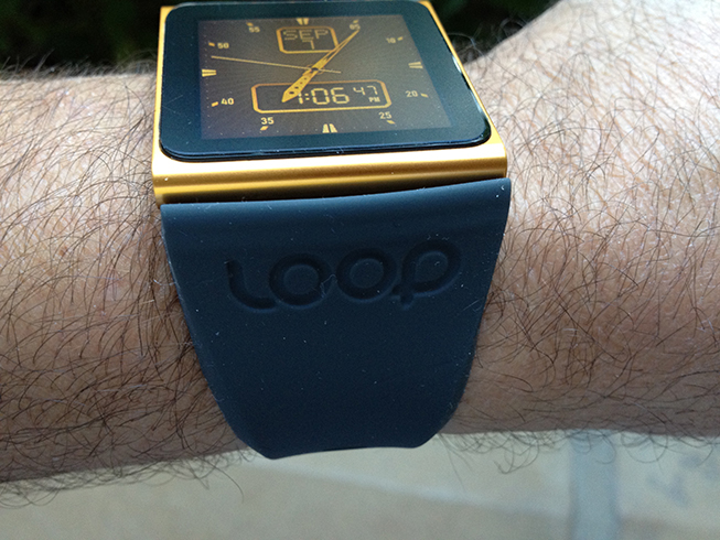 loop nano watch band