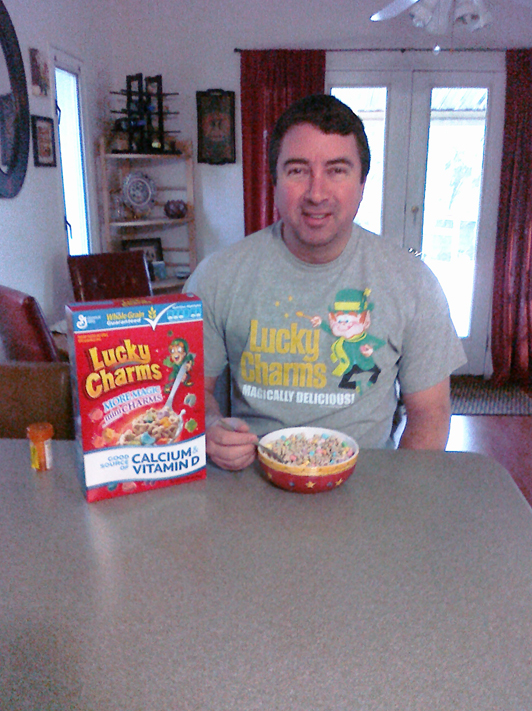 Lucky Charms shirt