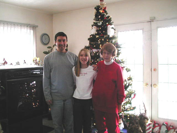 marty tiff mom christmas 2002