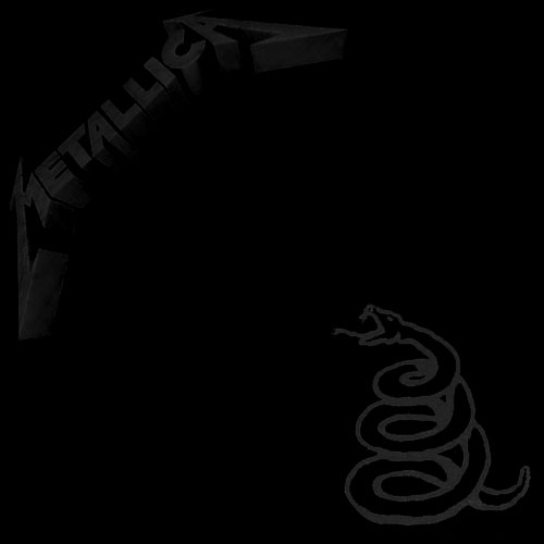 Black album 1991 s Metallica aka the Black Album