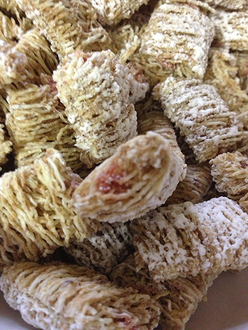 mini wheats raspberry
