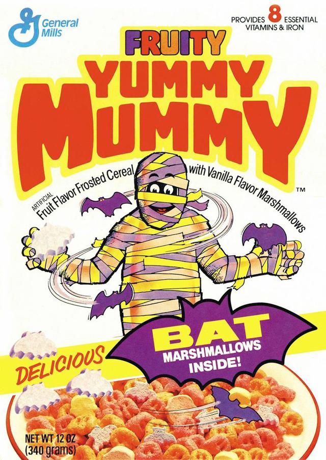 fruity yummy mummy