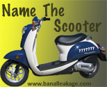 Name the Scooter - 125 pixel