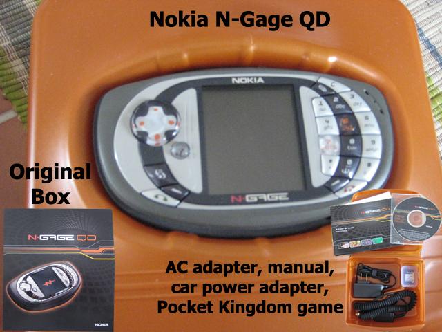 old N-Gage