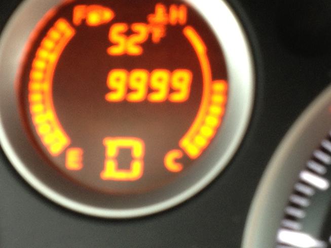 9999 miles