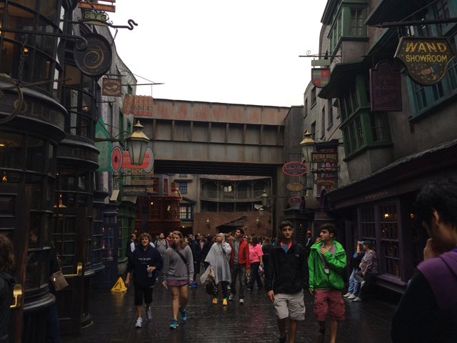 harry potter diagon