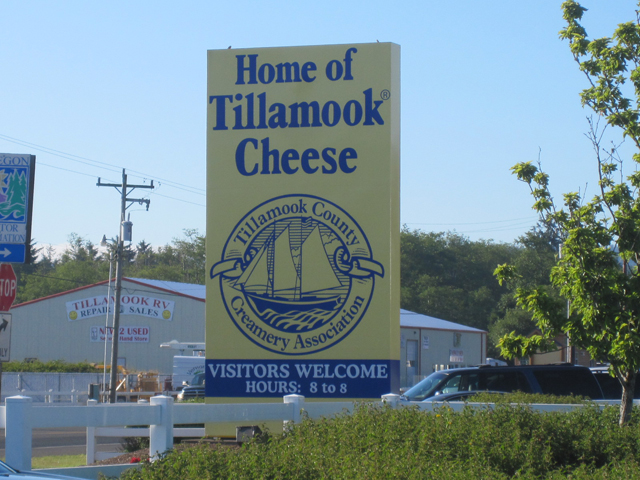 Tilamook cheese