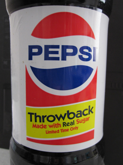 Pepsi Throwback 20oz