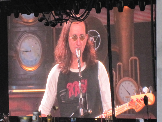 Rush Geddy