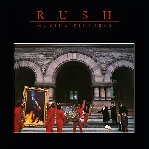 Moving Pictures album