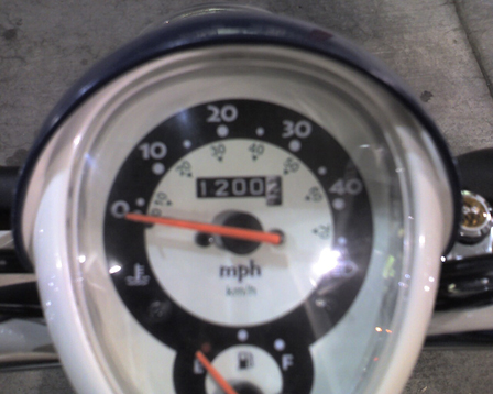1200 miles