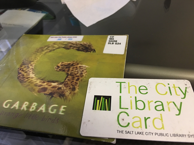 slc library CD