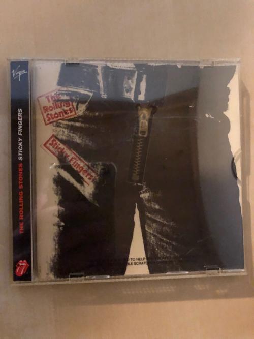 Sticky Fingers Virgin 1994