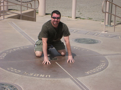 Four Corners Marty
