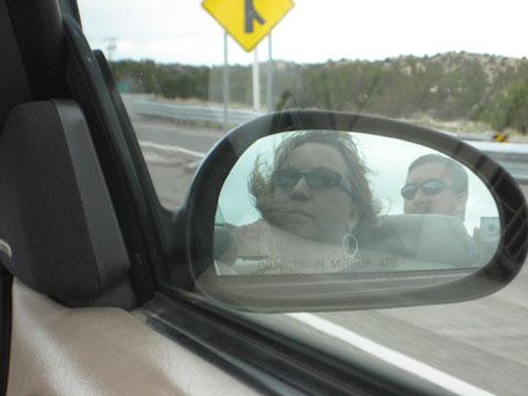 Reba Marty mirror