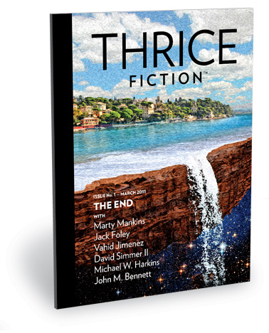Thrice Fiction