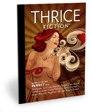 Thrice Fiction 002