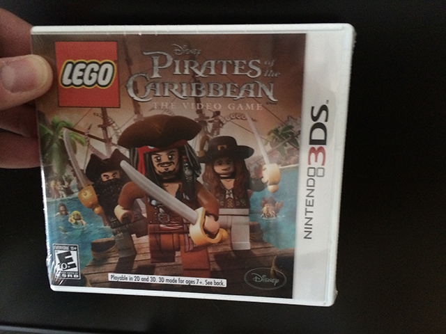 lego 3ds